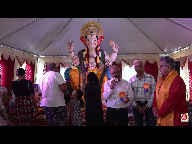 Indo-American Festivals Inc - 3rd Ganesh Mahotsav at Broadway Commons Mall, Hicksville, New York