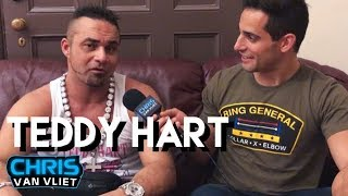 Teddy Hart on maturing after his jail time, Montreal screwjob, Owen Hart, WWE