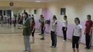 Школа хип-хопа. Супер видео.