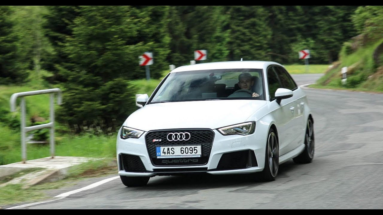 audi rs3 2015 pure sound driving hard youtube. Black Bedroom Furniture Sets. Home Design Ideas
