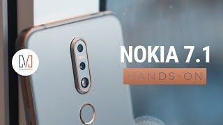 Nokia 7.1 Hands-On