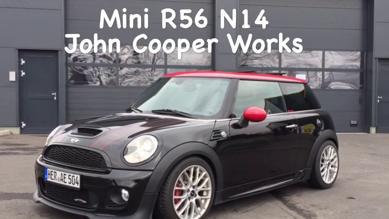 Mini R56 N14 Jcw Ventil Reinigung Bei Krumm Performance Youtube