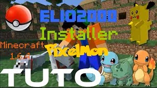 [Tuto FR] Installer PixelMon en Minecraft 1.8.9