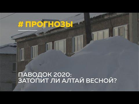 Паводок 2020: грозит ли Алтаю глобальное наводнение из-за аномально снежной зимы