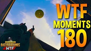 PUBG Funny WTF Moments Highlights Ep 180 (playerunknown's battlegrounds Plays)