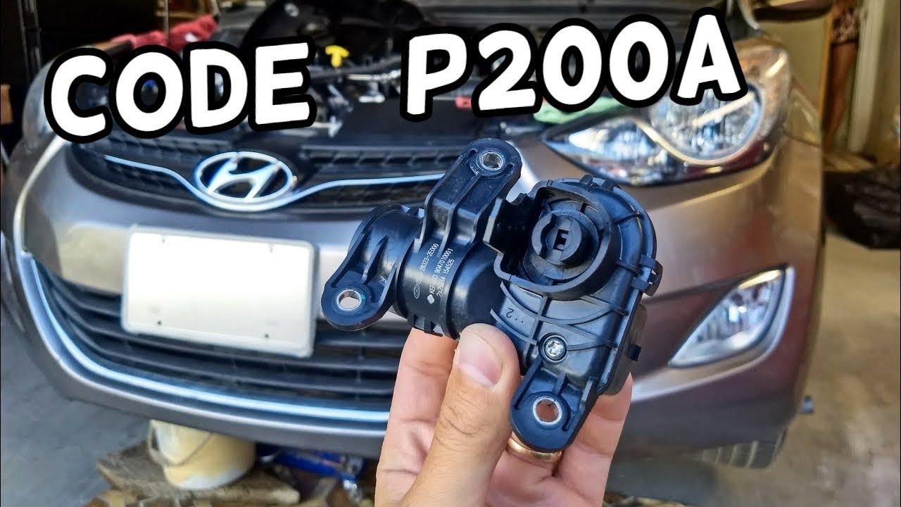 HYUNDAI ELANTRA P200a Fix