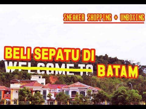 SNEAKER SHOPPING: BELI SNEAKER DI BATAM + UNBOXING