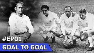 Alfredo Di Stefano | Johan Cruyff ||Ronaldinho | David Beckham | Goal To Goal | Episode 1