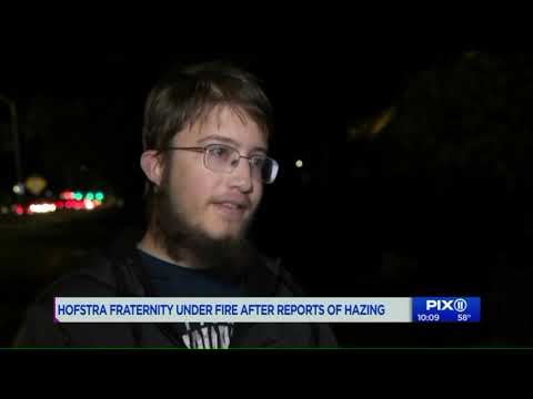 Hofstra University under fire after reports of hazing
