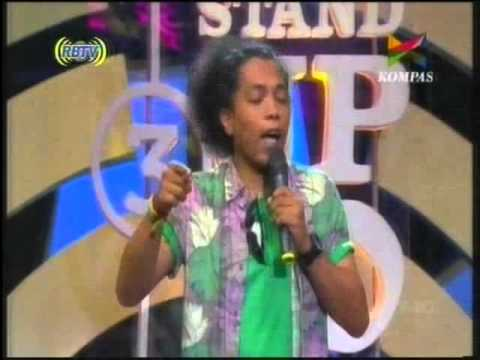 ARIE KRITING Stand Up Comedy Indonesia 3 edisi 6 Besar