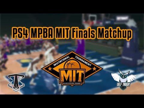 PS4 MPBA MIT Finals | Throwdown v Self Taught
