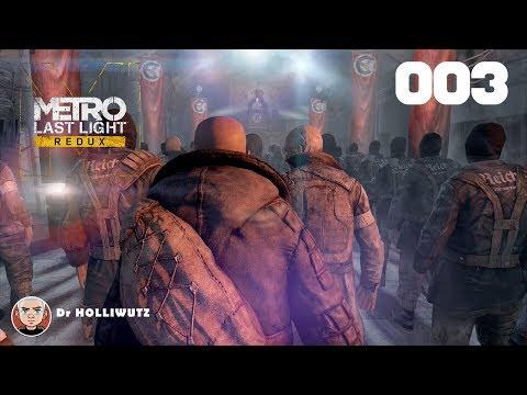 Metro: Last Light #003 - Das Reich [PS4] Let's play Metro Redux