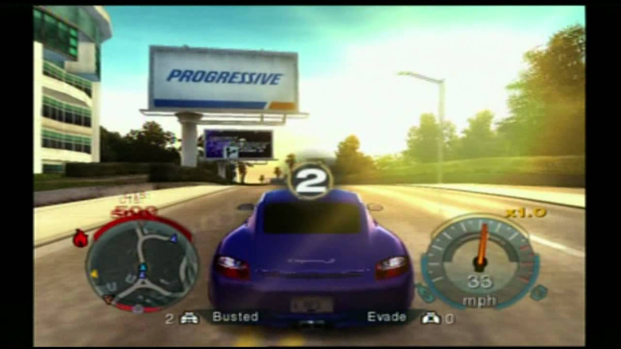NFS Undercover PS2 - Career Mode Part 8 - YouTube