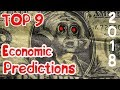 Top 9 Economic Predictions for the Next 10 Years from 2018 to 2028