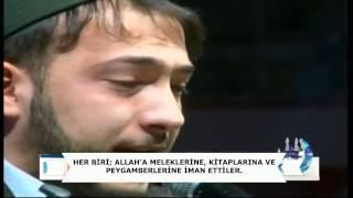 Içinizi Ürpertecek Tilavet 1 Amenerrasulü/Bakara Suresi (Mealli ) | Abdullah Altun