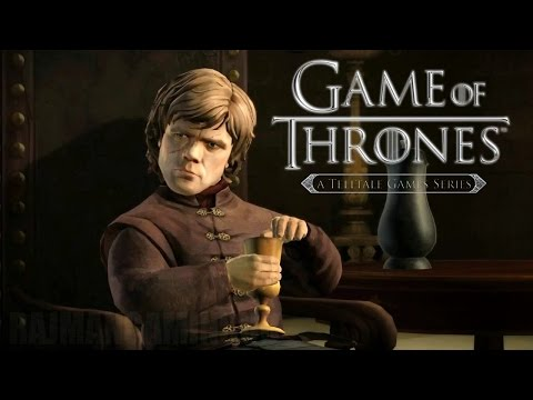 "Game of Thrones ""Iron From Ice"" (Season 1 Episode 1) Telltale Games 1080p HD"
