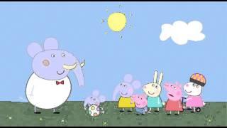 Peppa Pig s04e07 Shadows SD DVD