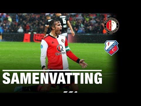 Samenvatting | Feyenoord - FC Utrecht 2018-2019
