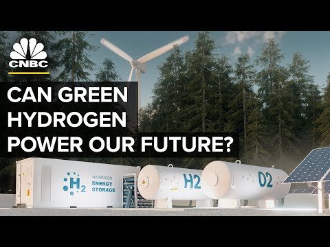 What Is Green Hydrogen And Will It Power The Future?