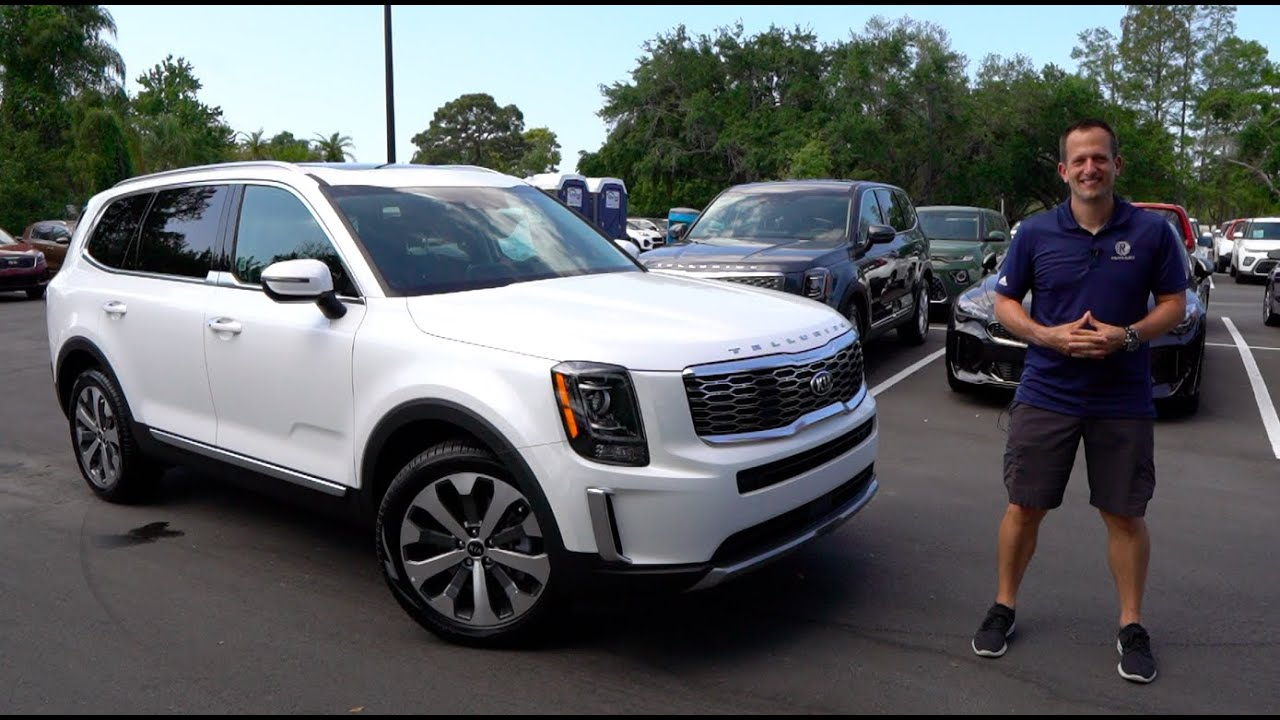 Is The 2020 Kia Telluride S The Best Value Midsize Suv To Buy Youtube
