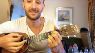 Right Here Waiting - UKULELE CHORDS TUTORIAL