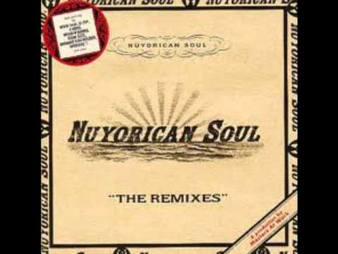 Nuyorican Soul - I Am The Black Gold Of The Sun. 4hero