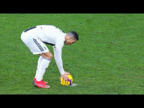 Cristiano Ronaldo Stuff That Shocked the World in 2018
