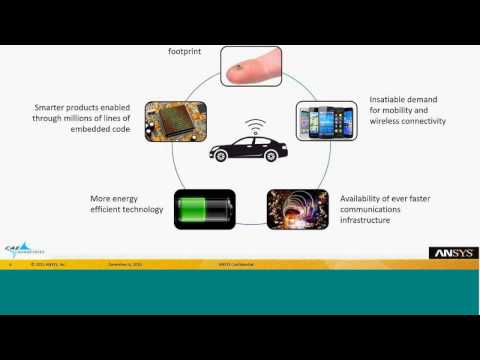 ANSYS High-Frequency Electronics   IEEE Presentation   CAE Associates