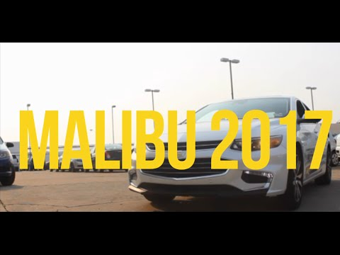 Chevrolet Malibu 2017 || Review