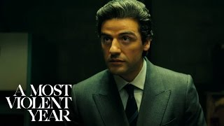 A Most Violent Year | Art of the Sell | Official Movie Clip HD | A24