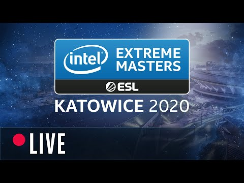 ESL CS - Live: IEM Katowice - Group stage - Day 2 - Stream B