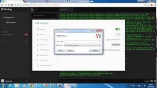 Como Instalar interface Grafica e Firefox na VPS koding + Teste de velocidade 50M de Uplod :O