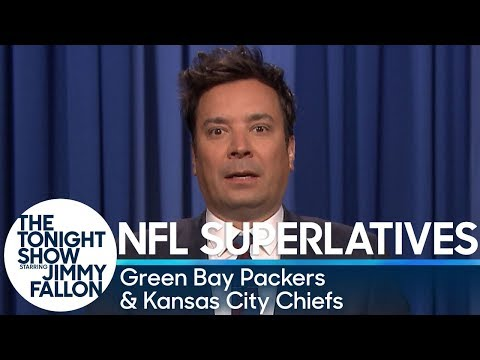 Eric Paulsen - Rodgers, Adams, other Packers get the punchline treatment from Jimmy Fallon