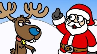 Bernie The Reindeer | Christmas Story for Kids