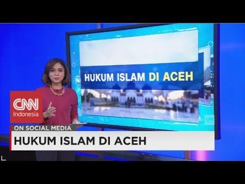 Ini Hukum Islam Yang Sudah Berlaku Di Aceh