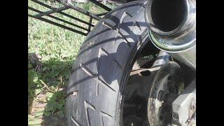 "Мотоциклетная резина ""SHINKO"" 160/60ZR17 R 009RR."