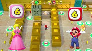 Super Mario Party - Partner Party - Tantalizing Tower Toys