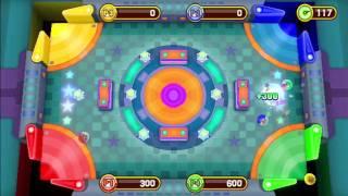 Super Monkey Ball Step & Roll - Mini Game Clip #1