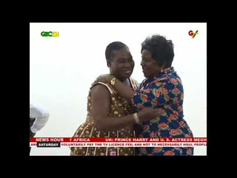 Family members of the late Lt-Gen Emmanuel Kwasi Kotoka calls on the Aviation Minister