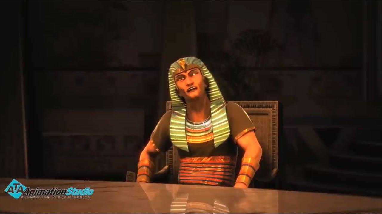 كيف خرج سيدنا موسي من مصر بالعبيد بعيدا عن فرعون