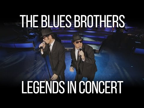 The Blues Brothers - Legends in Concert | Branson Missouri