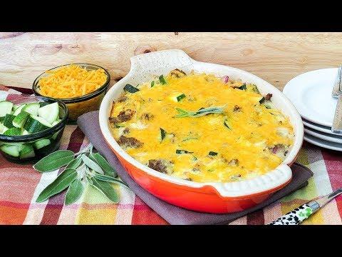 Keto Recipe - Sausage Breakfast Casserole