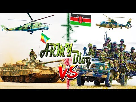 ЭФИОПИЯ Vs КЕНИЯ ⭐ СРАВНЕНИЕ АРМИИ ⭐ Ethiopian Army VS Kenya Defence Forces
