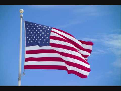 National Anthem of U.S.A