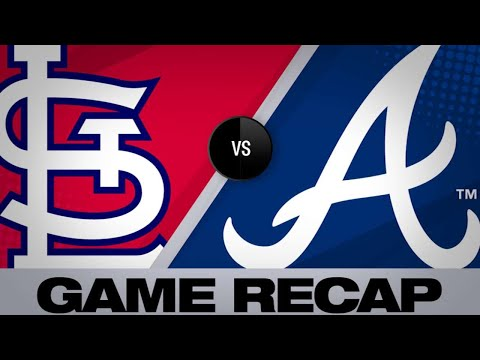 5/15/19: Riley homers in debut to lift Braves to 4-0