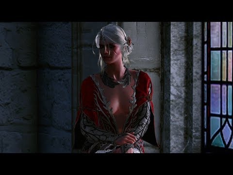 The Witcher 3 Ciri Additional Outfits (Both Player and NPC