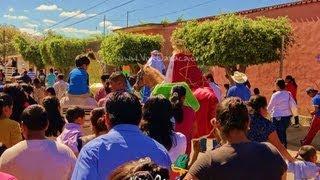 Día de Reyes 2013 en Oaxaca