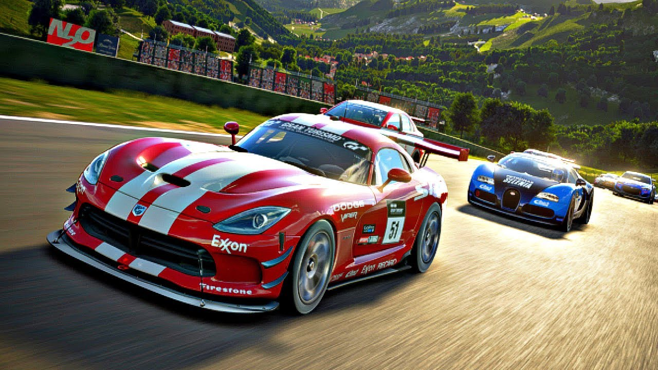 gran turismo sport release date trailer 4k 60fps ps4 pro youtube. Black Bedroom Furniture Sets. Home Design Ideas