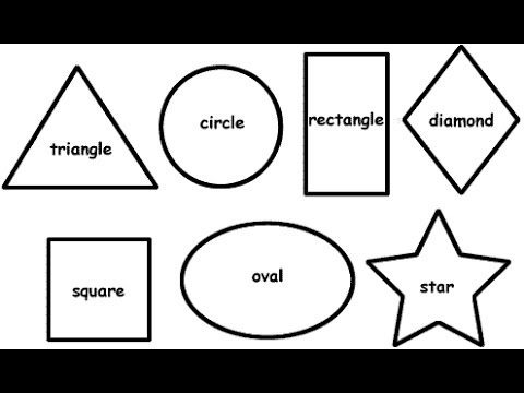 FUN WITH SHAPES ⎔★▲▩⊙✴✸ Awesome Geometric Patterns and All Types of Stars