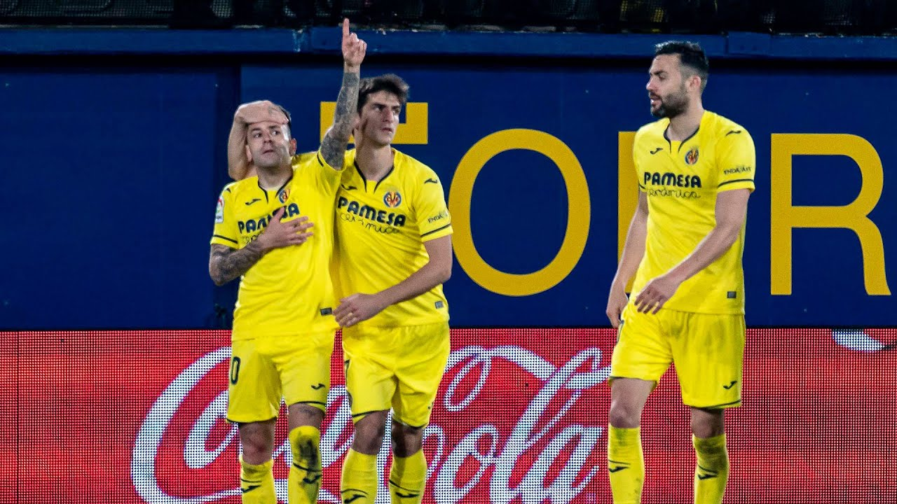 Villarreal 3-1 Osasuna Jornada 22 LaLiga 2019/20